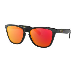 Oakley Frogskins Vr46 Polished Black Prizm Ruby