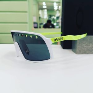OAKLEY™ Sutro (Asia Fit) Origins Collection Polished White